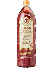 Pokka Premium Afternoon Stright Red Tea, 1.5L (Pack of 12)