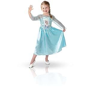 Rubies Frozen - Disfraz Elsa Classic, para niños, 5-6 años 889542-M