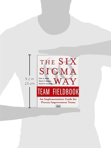 Amazon.com: The Six Sigma Way Team Fieldbook: An Implementation ...