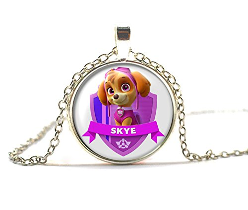 0.25 New Pendant (Girl Paw Patrol