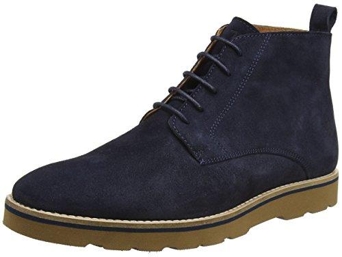 Trussardi Jeans 77a00029-9y099999, Polacchine Uomo Blu (Dark Blue)