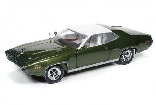 Autoworld AMM1092 1 by 18 Scale Diecast 1971 Plymouth for sale  Delivered anywhere in Canada