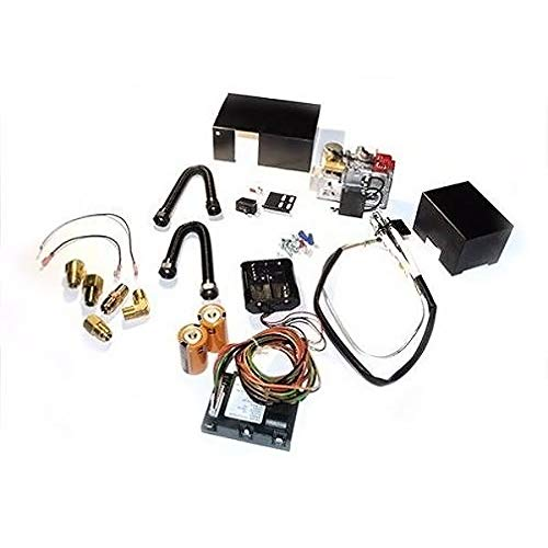 - HPC Fire Gas Fireplace Electronic Ignition Valve Kits
