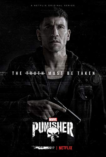 newhorizon The Punisher Movie Poster 17'' x 25'' NOT A DVD