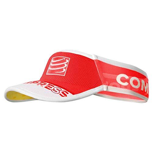 Viseira Ultralight Compressport Vermelha