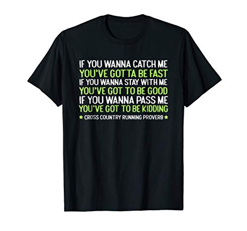 (Cross Country Running Shirts - Funny Cross Country Tee)