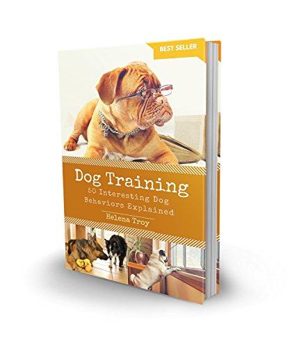 Dog Training Interesting Behaviours Explained ebook product image