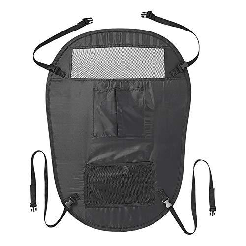 PAT backrest bag between the car seats, separating net as dog barrier dog net: Pet Supplies