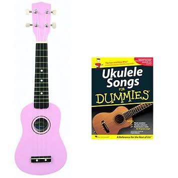 Amazon.com: Ukelele Ukelele Ukelele Soprano Para chupetes ...