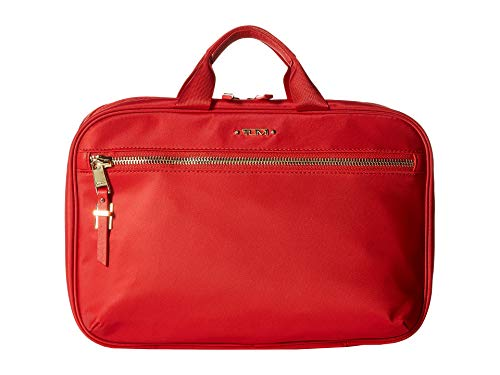 - TUMI - Voyageur Madina Cosmetic Bag - Luggage Accessories Travel Kit for Women - Sunset