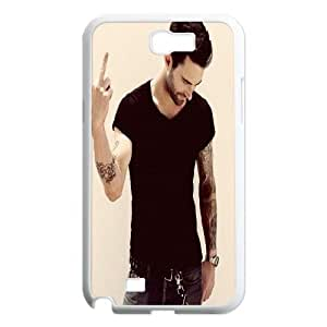 High Quality {YUXUAN-LARA CASE}Singer Adam Levine For Samsung Galaxy Note 2 STYLE-4