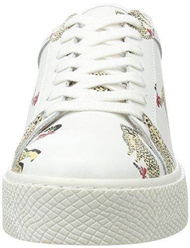 Sneaker Soho Baskets Femme Pms Multicolore cheetah 07038 58T6Rnxw
