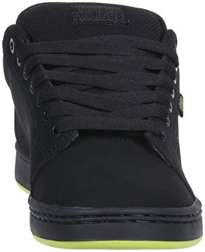 XL Homme Vert Noir de Barge Chaussures Skateboard Etnies F65nqUH1F