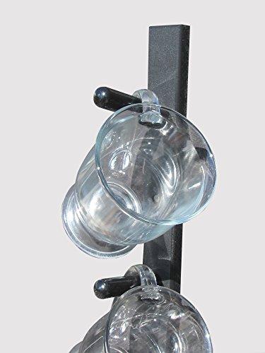 vertical coffee cup rack - 1