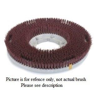 14 inch Dyna-Scrub 500 Grit Brush - Tennant / Nobles - 240236