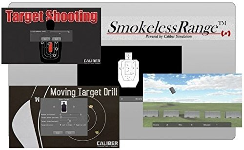 Laser Ammo Smokeless Range Home Simulator
