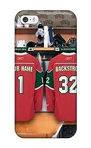 Thomas Jo Jones's Shop Lovers Gifts minnesota wild hockey nhl (3) NHL Sports & Colleges fashionable iPhone 5/5s cases UT1HH9S32YFYXTIA WANGJING JINDA
