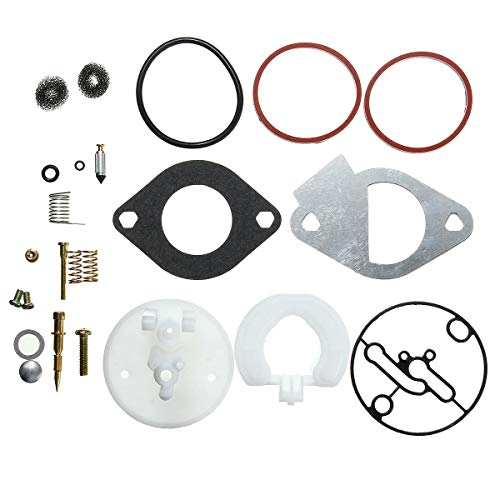 25pcs Carburetor Rebuild Kit For & Stratton Master Overhaul Carburetor 796184 - Motorcycle Motorcycle Engines & Component - 1set Including 25PCS Kit -