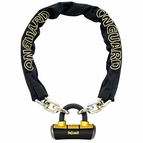 Onguard Mastiff Chain with Padlock by Todson, Inc. (OnGuard Products)