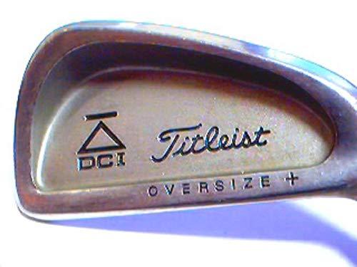 Titleist DCI Black Oversize + Single Iron 4 Iron Tri Spec Graphite Regular Right Handed 38.25 - Titleist Oversize Dci
