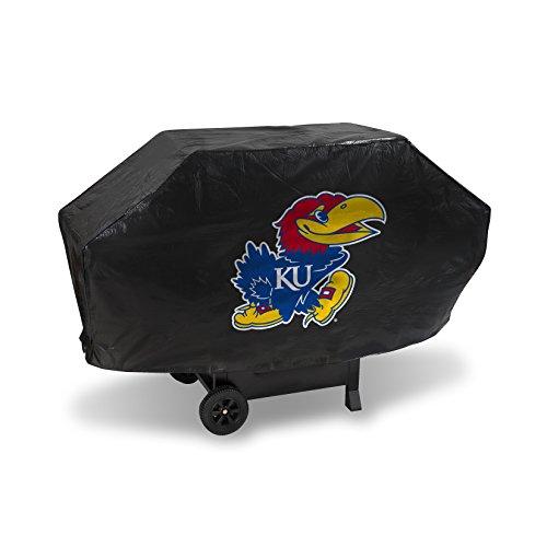 (NCAA Kansas Jayhawks Vinyl Padded Deluxe Grill)
