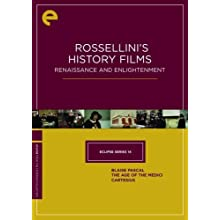 Eclipse Series 14: Rossellini's History Films - Renaissance and Enlightenment (Blaise Pascal / The Age of the Medici / Cartesius) (The Criterion Collection) (1974)