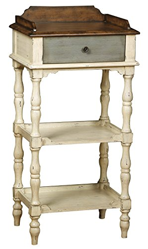Pulaski Colbert Accent Table  White