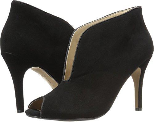 ADRIENNE VITTADINI Footwear Women's Grandeur Ankle Bootie Black 7 M US