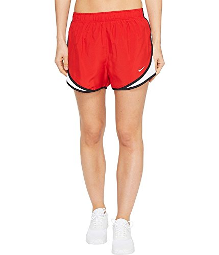 Women's Dry Tempo Red Wolf Sport Grey Black Short White Running NIKE OqdBwpO