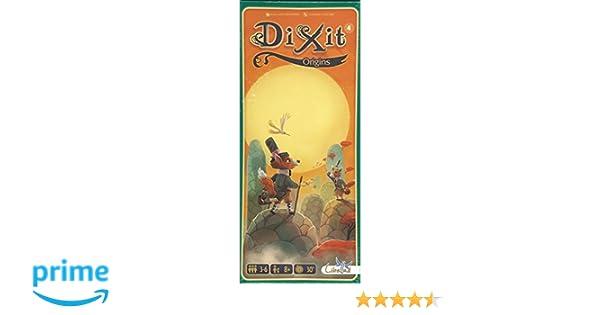 Asmodee - Dixit Origins, Juego de Mesa (Libellud DIX06ML)