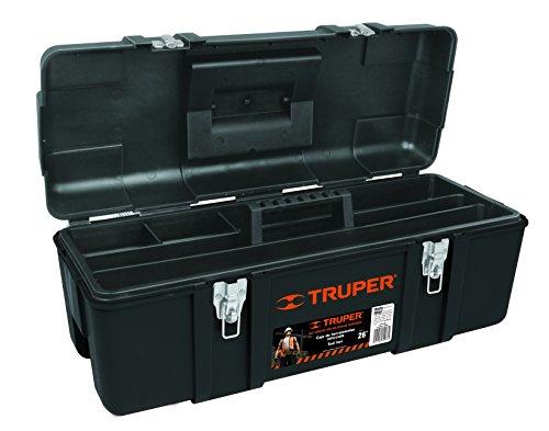 Truper CHP-26X Caja para Herramienta, Plástica de 26', Industrial