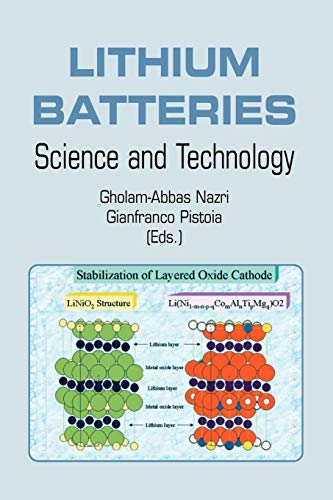 Lithium Batteries: Science and Technology