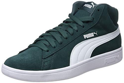 ponderosa Baskets Adulte Pine Smash Hautes Mixte Sd Vert White V2 Mid puma Puma wzT4UqIT
