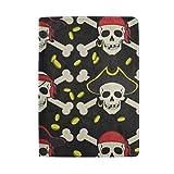 Best Vofolen Iphone Case 5s - Passport Holder Day Of The Dead Skull Bone Review