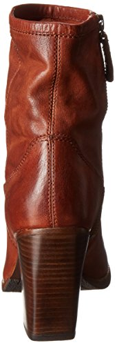Frye Femmes Patty Artisan Zip Bootie Whisky-76982