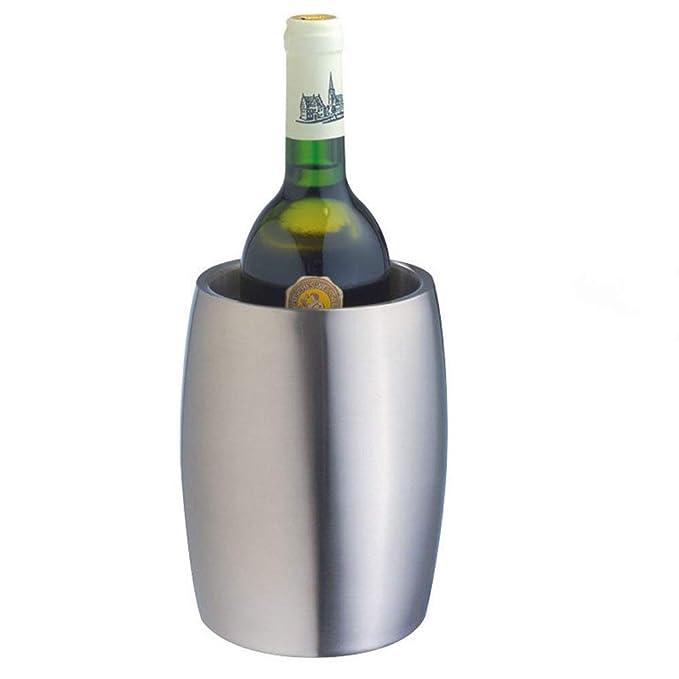 ACOMG Portavasos para Enfriador de Vino, Cubo de Hielo de Pared ...