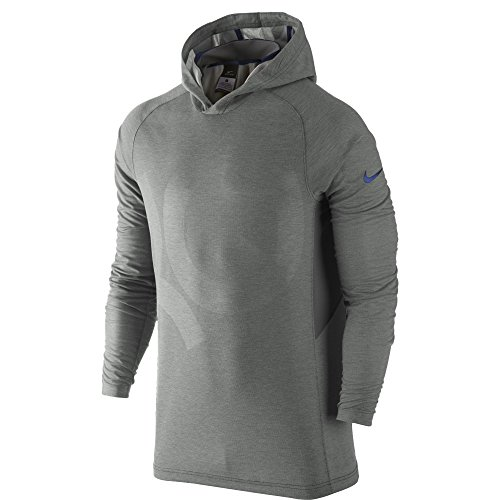 Men's Nike KD Klutch Hooded Shooter Basketball Shirt Tumb...