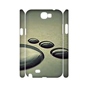 DDOUGS Footprint Best Cell Phone Case for Samsung Galaxy Note 2 N7100, Custom Samsung Galaxy Note 2 N7100 Case