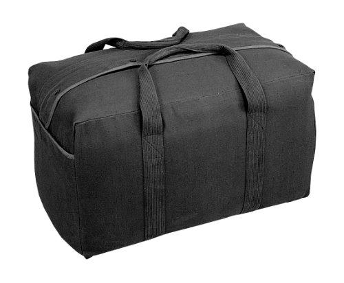 Stansport Cotton Canvas Parachute Cargo Bag, - Cargo Parachute