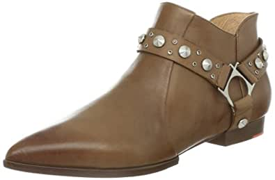 Joe's Jeans Women's Dahlia Ankle Boot,Taupe,6 M Us