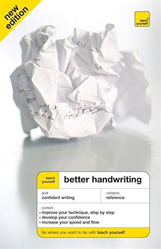 Teach Yourself Better Handwriting (Teach Yourself - General)