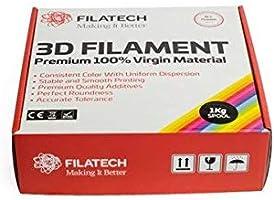 Filatech filamento ABS de impresión 3D, 1,75 mm +/- 0,05 mm ...