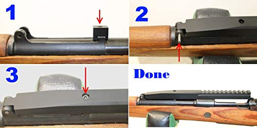 Buy scope mount base mauser