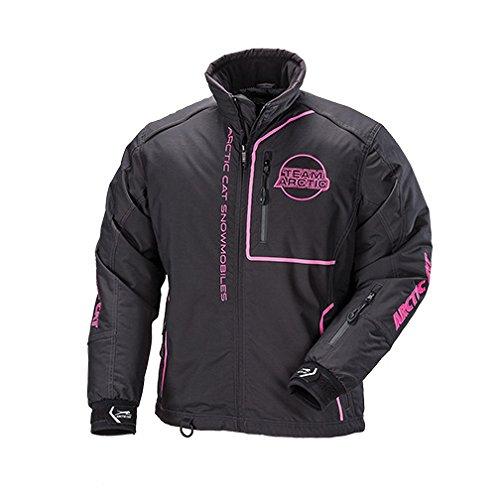 Arctic Cat Women's Jacket (Pink, Large)