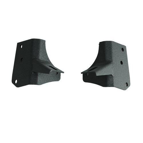 EAG A-Pillar Windshield Light Mount Bracket Pair ()