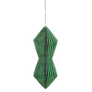 Decorative Paper Hanging - Green