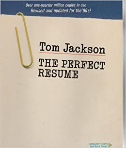 the perfect resumes