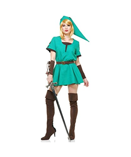 Ninte (Female Video Game Halloween Costumes)