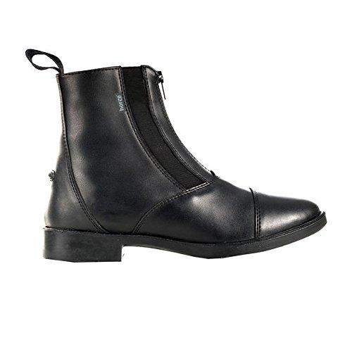 Horze Carlow Jodhpur Boots Black 8.5 - Sports Jodhpur Boot