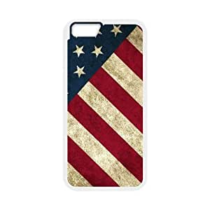 """American Flag Original New Print DIY Phone Case for Iphone6 Plus 5.5"""",personalized case cover ygtg-774738"""